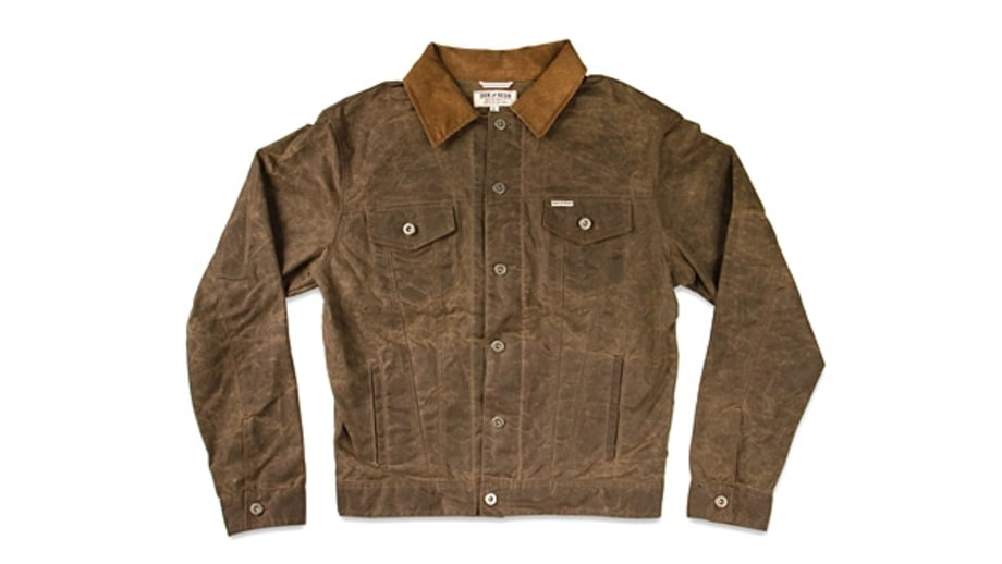 Iron & Resin Rambler Jacket