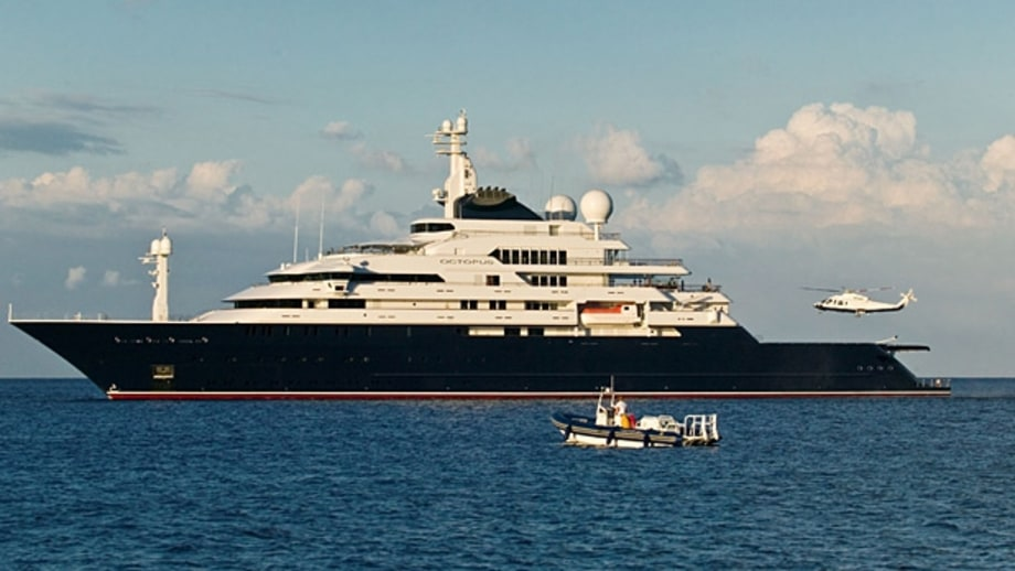 The World's Most Luxurious Yachts