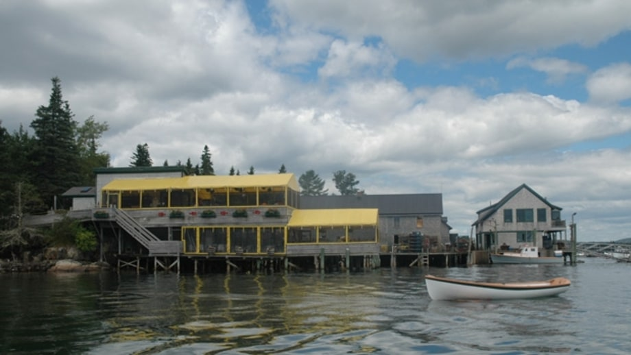 Thurston's Lobster Pound, Mount Desert Island