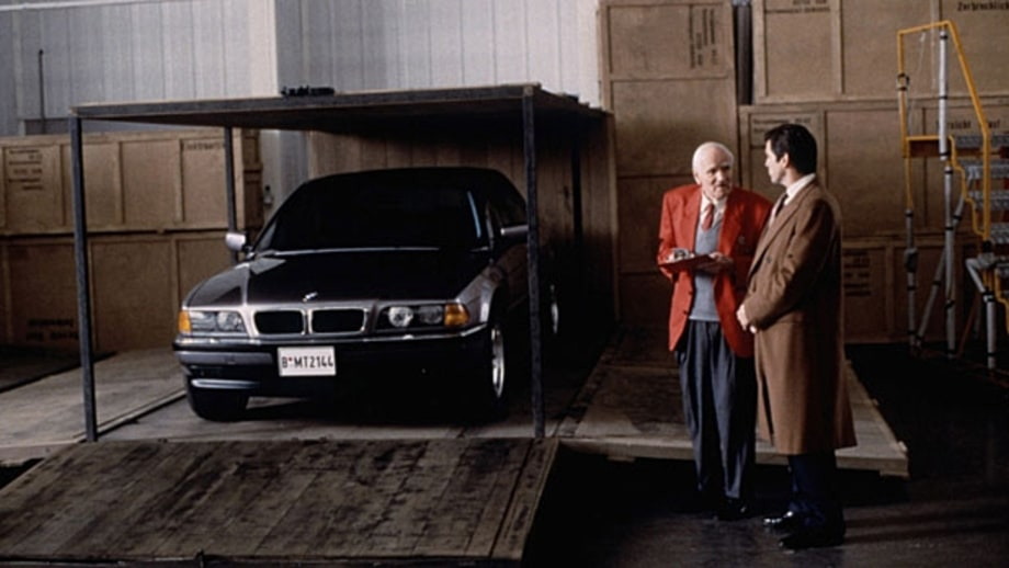 Tomorrow Never Dies Bmw 750il James Bond S 12 Best Cars