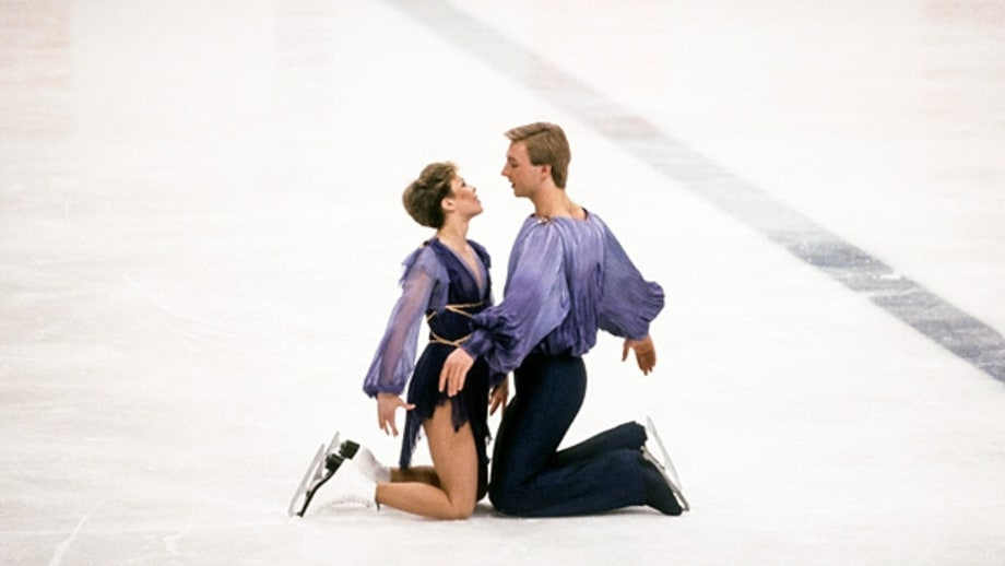 Torvill and Dean, Ice Dancing, Sarajevo 1984