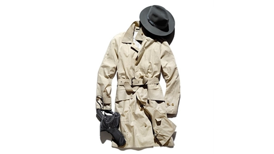 The Modern Trench