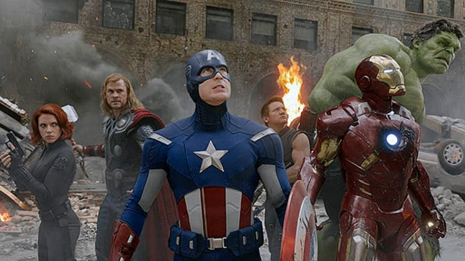 Boston: 'Avengers'/'Dark Knight' Double Feature
