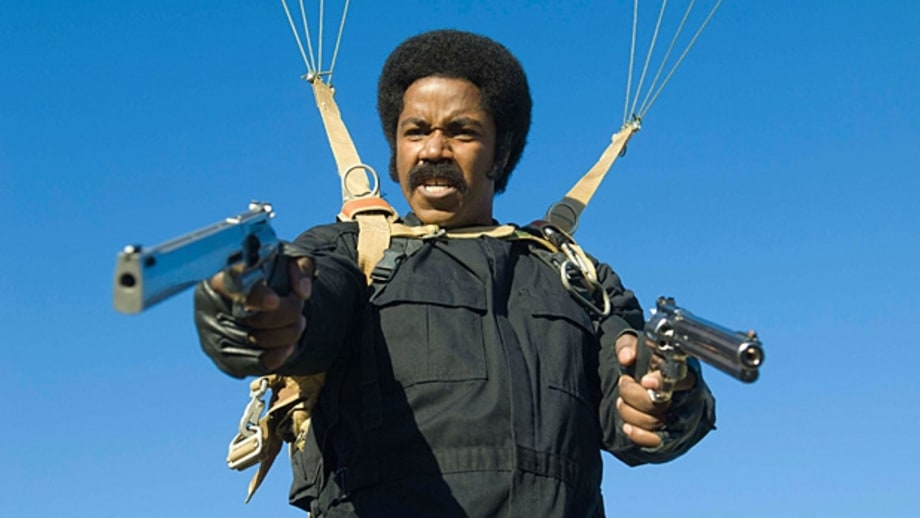Boston: Black Dynamite