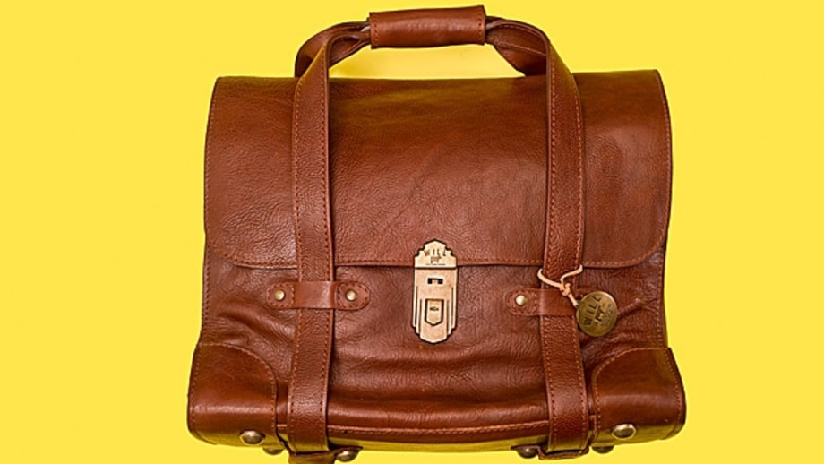 The Will Leather Duffle