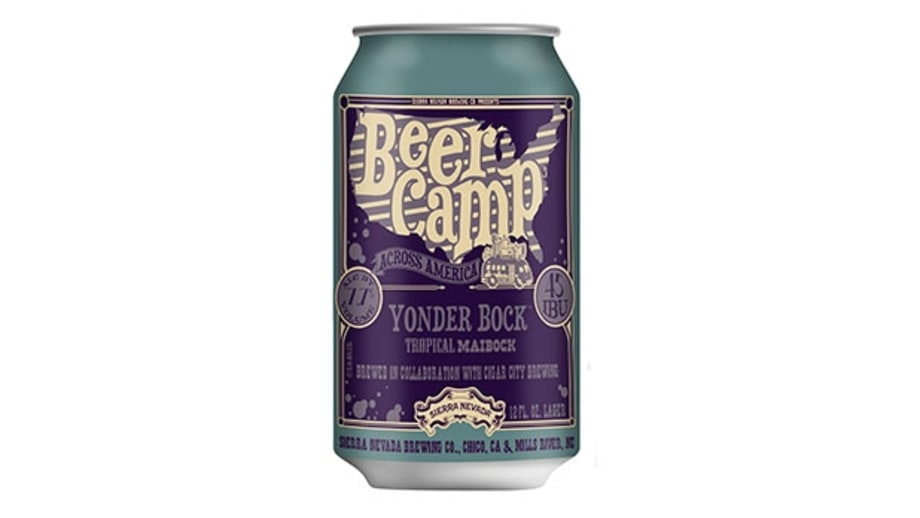 Yonder Bock, a Tropical Maibock (Cigar City Brewing)