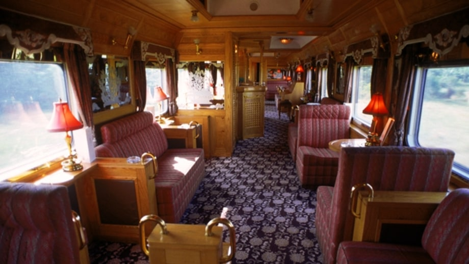 Private Train Cars