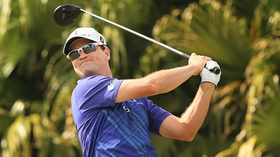 Zach Johnson's Four Rules of Golf