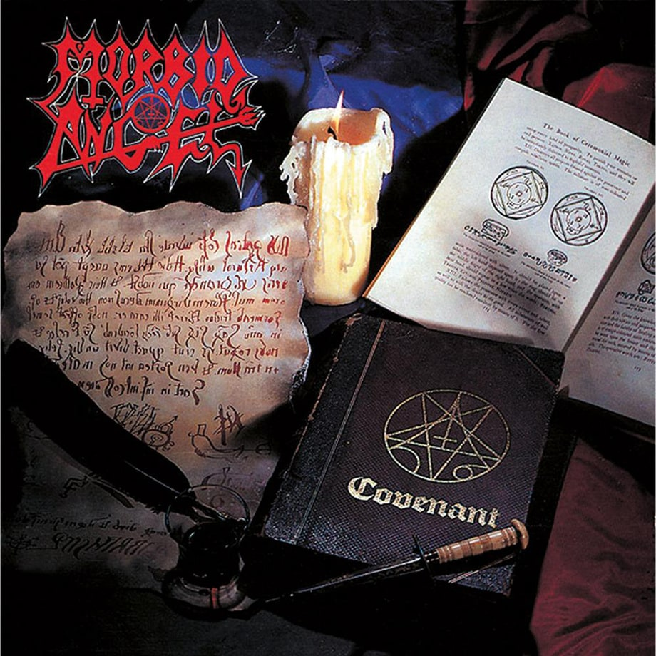 Morbid Angel, 'Covenant' (1993)