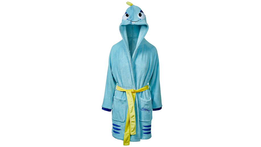 Cute but Deadly Murloc Robe