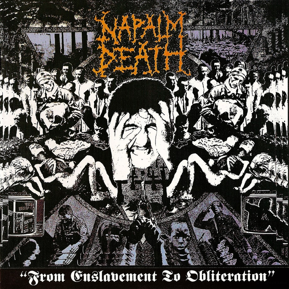 Napalm Death, 'From Enslavement to Obliteration' (1988)