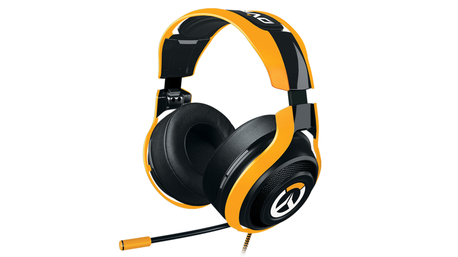 'Overwatch' Razer Man O'War Tournament Edition Headset
