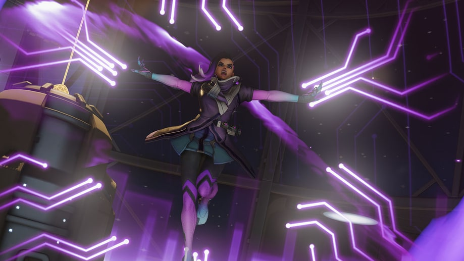 New 'Overwatch' Hero Sombra is Revealed, All the ARG Drama Is Forgiven