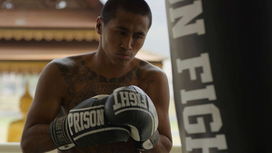 Sat 2/25: Prison Fighters: 5 Rounds to Freedom (Showtime)