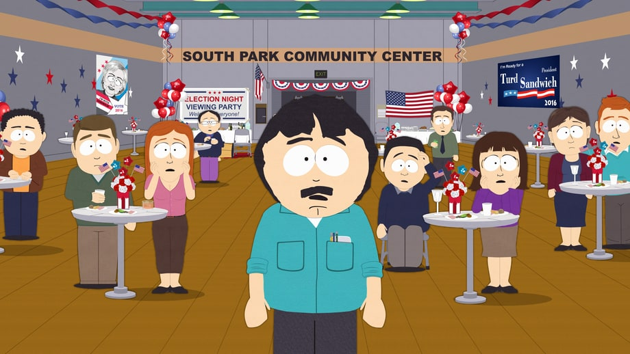 Mr. Garrison Wins the Presidential Election (Season 20, Episode 7)