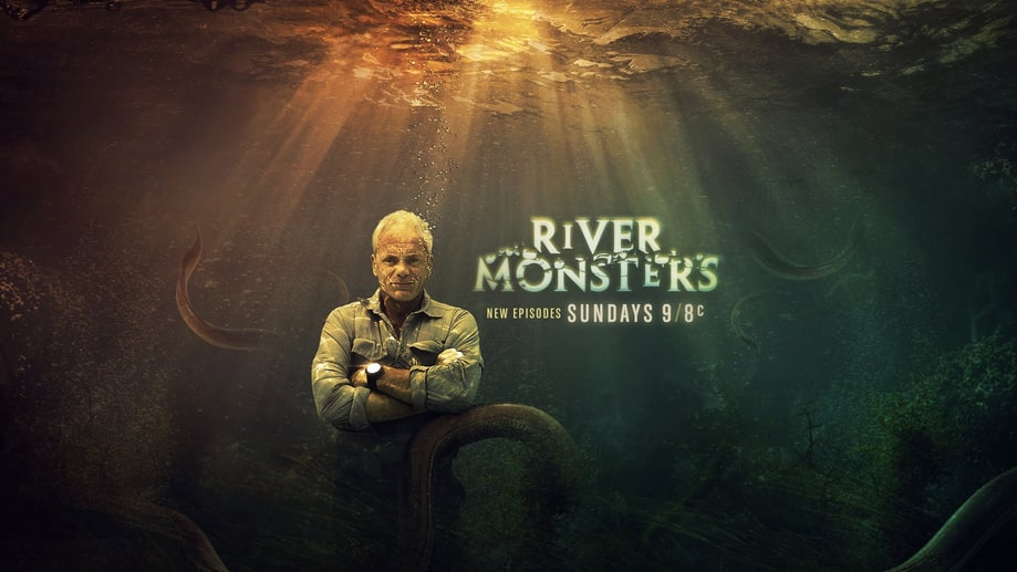 Sun, 4/23: River Monsters