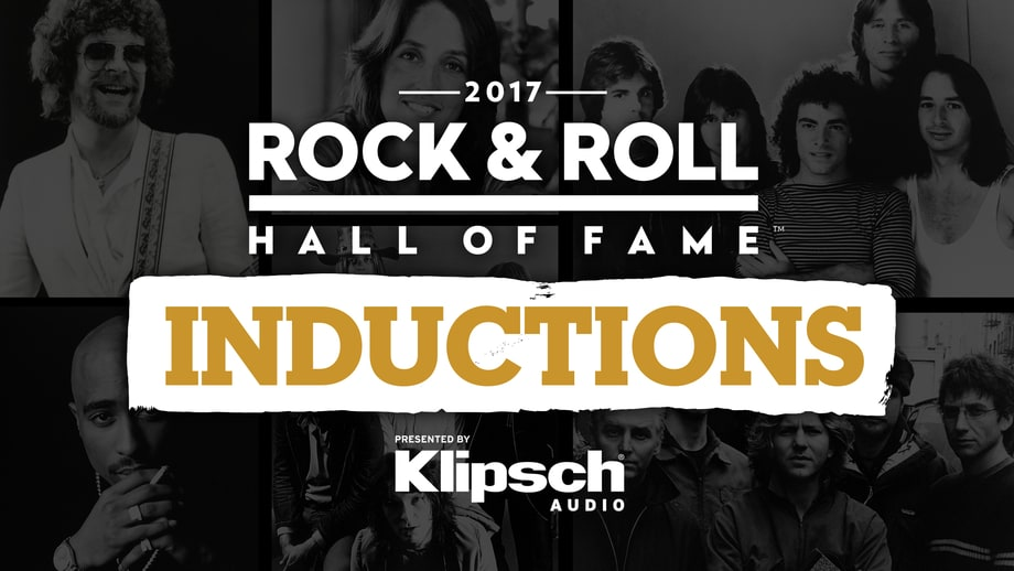 Sat, 4/29: 2017 Rock and Roll Hall of Fame Induction Ceremony (HBO)