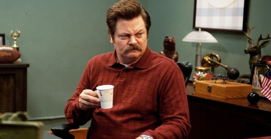Ron Swanson from