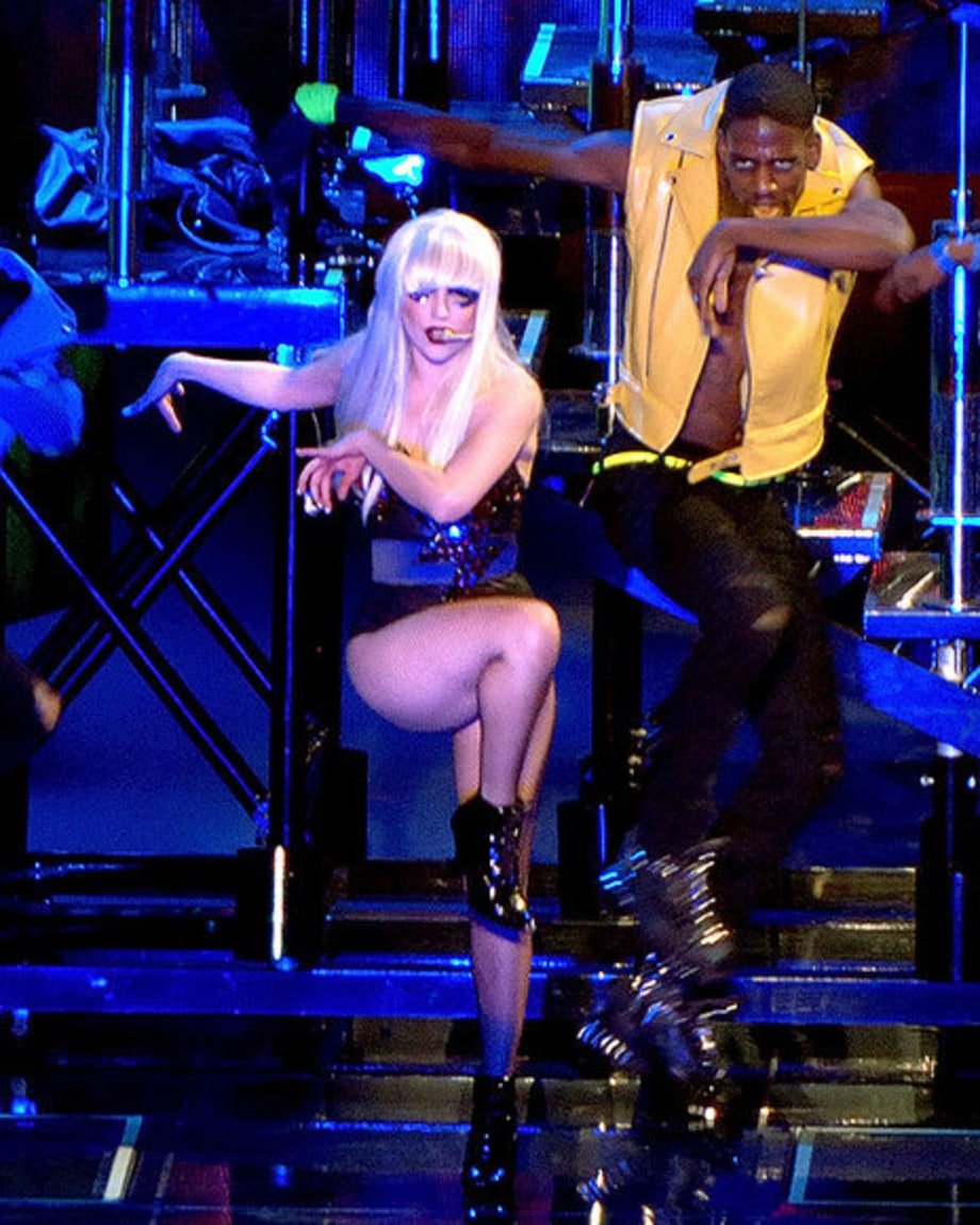 Lady Gaga UK TOUR: 2