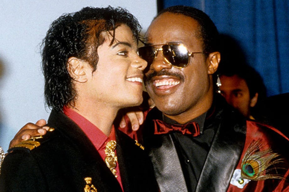 Stevie Wonder  Salutes Michael  Jackson