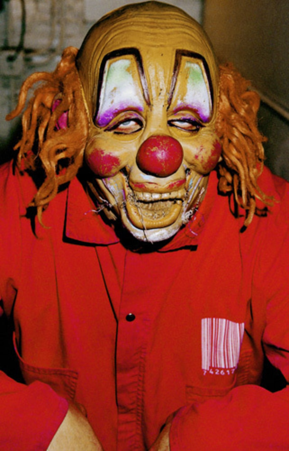 Shawn Crahan of Slipknot