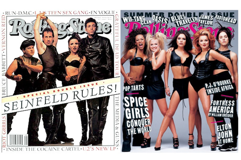 'Seinfeld' and the Spice Girls
