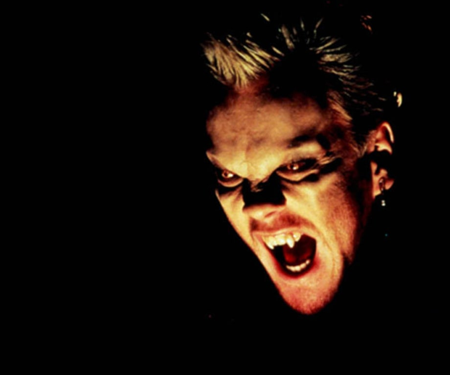 Best, Number 8: Kiefer Sutherland of 'Lost Boys'