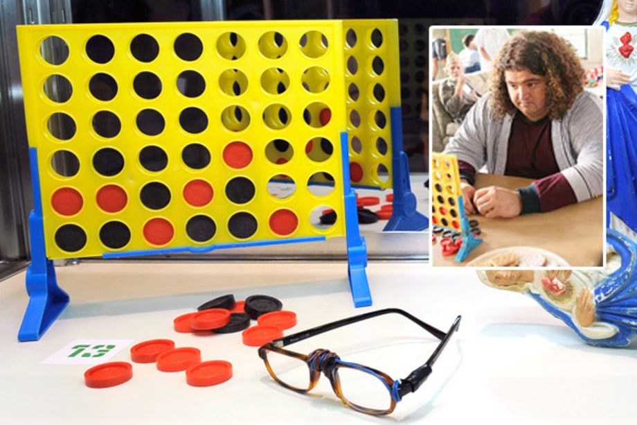 Hurley's Game of Connect Four