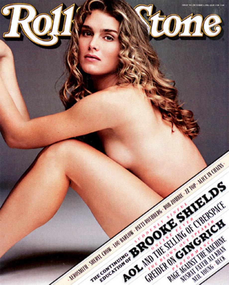 brooke shields nude photo Brooke Shields