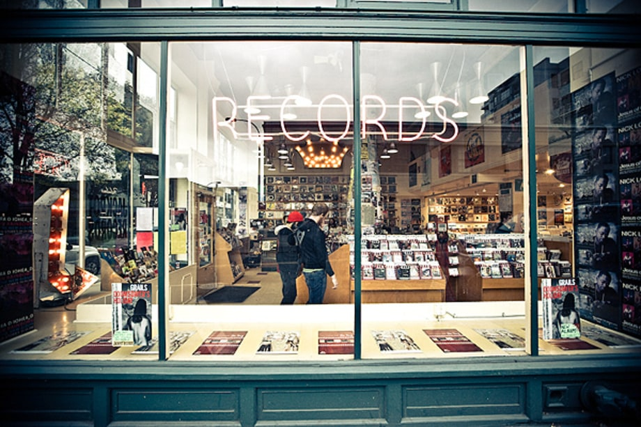 Jackpot Records The Best Record Stores In The Usa