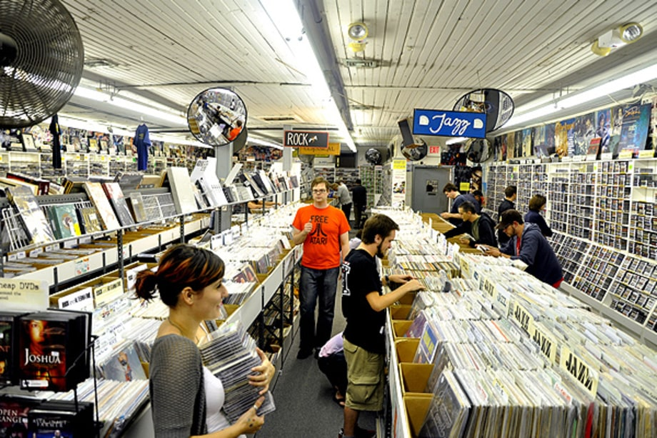 Princeton Record Exchange The Best Record Stores In The