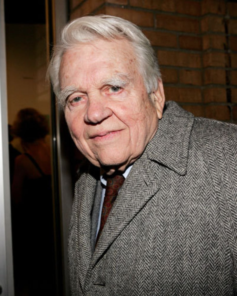 The Grouch: Andy Rooney, 60 Minutes