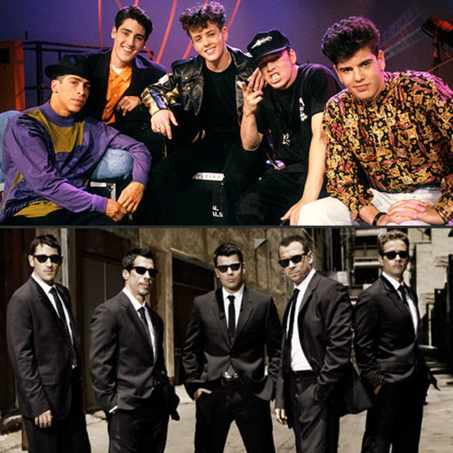 New Kids On The Block 1989-1990/2010