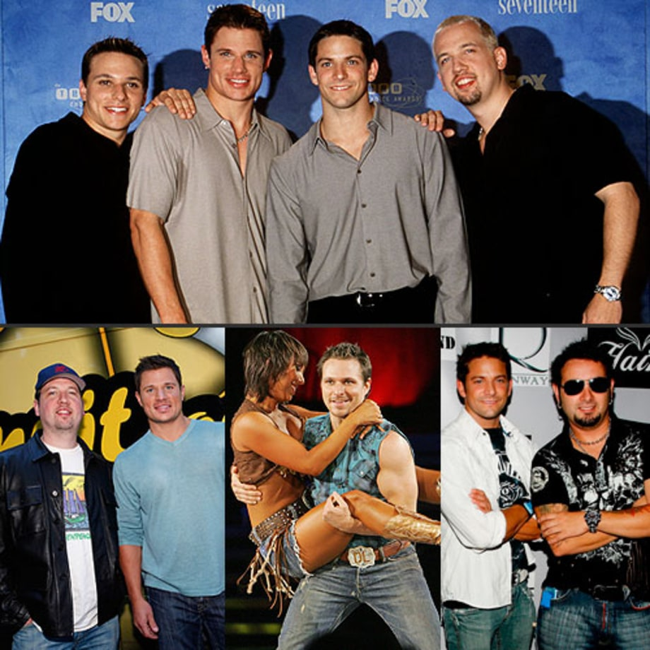 98 Degrees 1999/Today