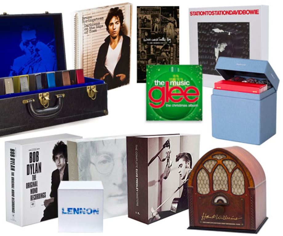 CD Box Sets, Etc.