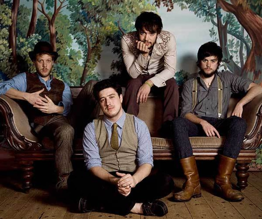 Hot Band:  Mumford and Sons