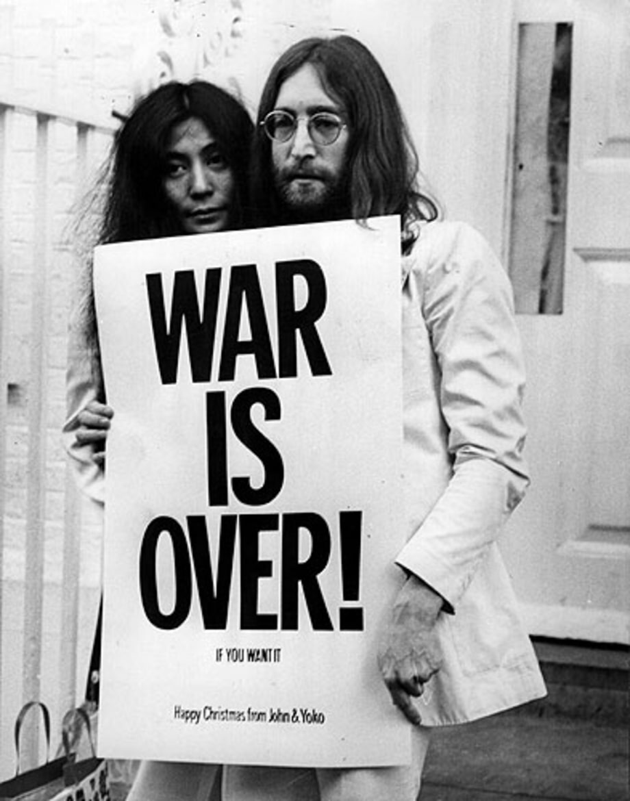 John Lennon, 'Happy Xmas (War Is Over)'
