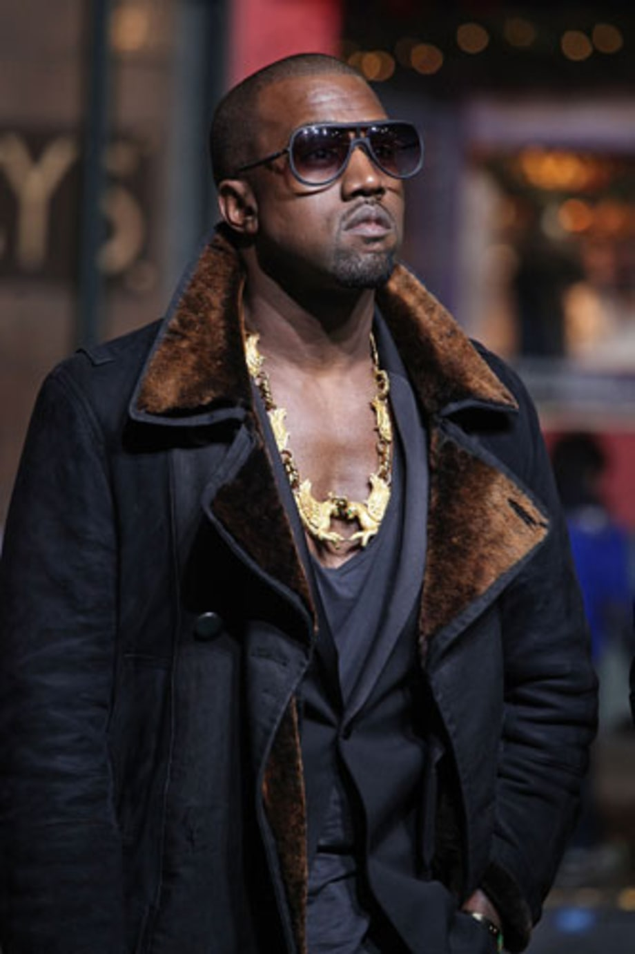 Kanye West, 'Christmas In Harlem'