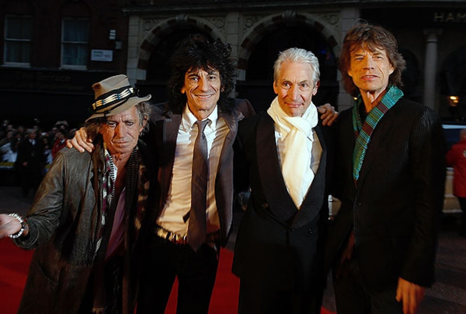 Will the Rolling Stones Tour?