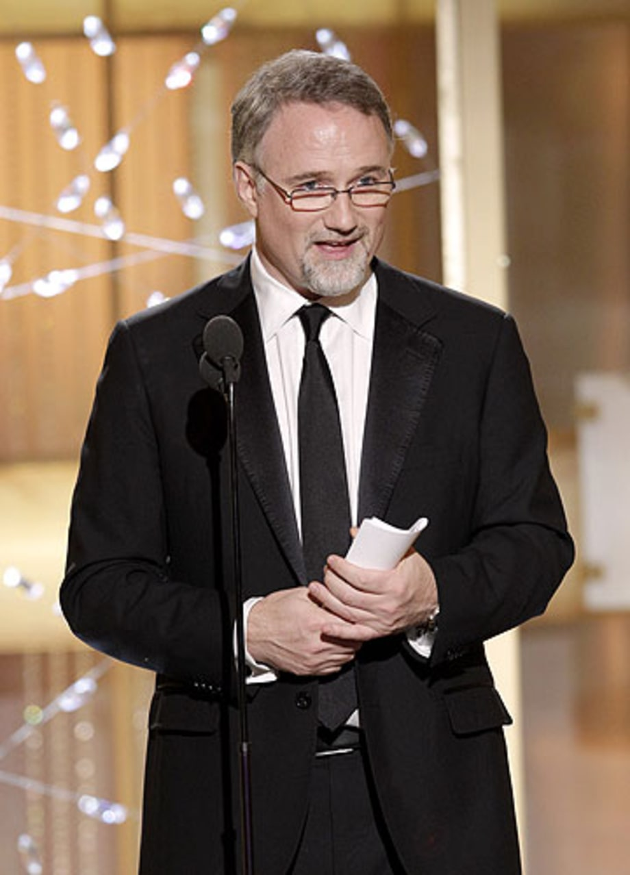 David Fincher: Best Director - Motion Picture