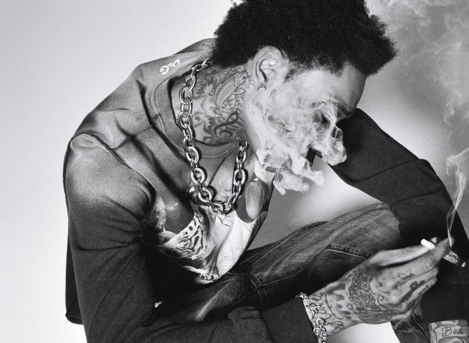 Hot Rapper: Wiz Khalifa
