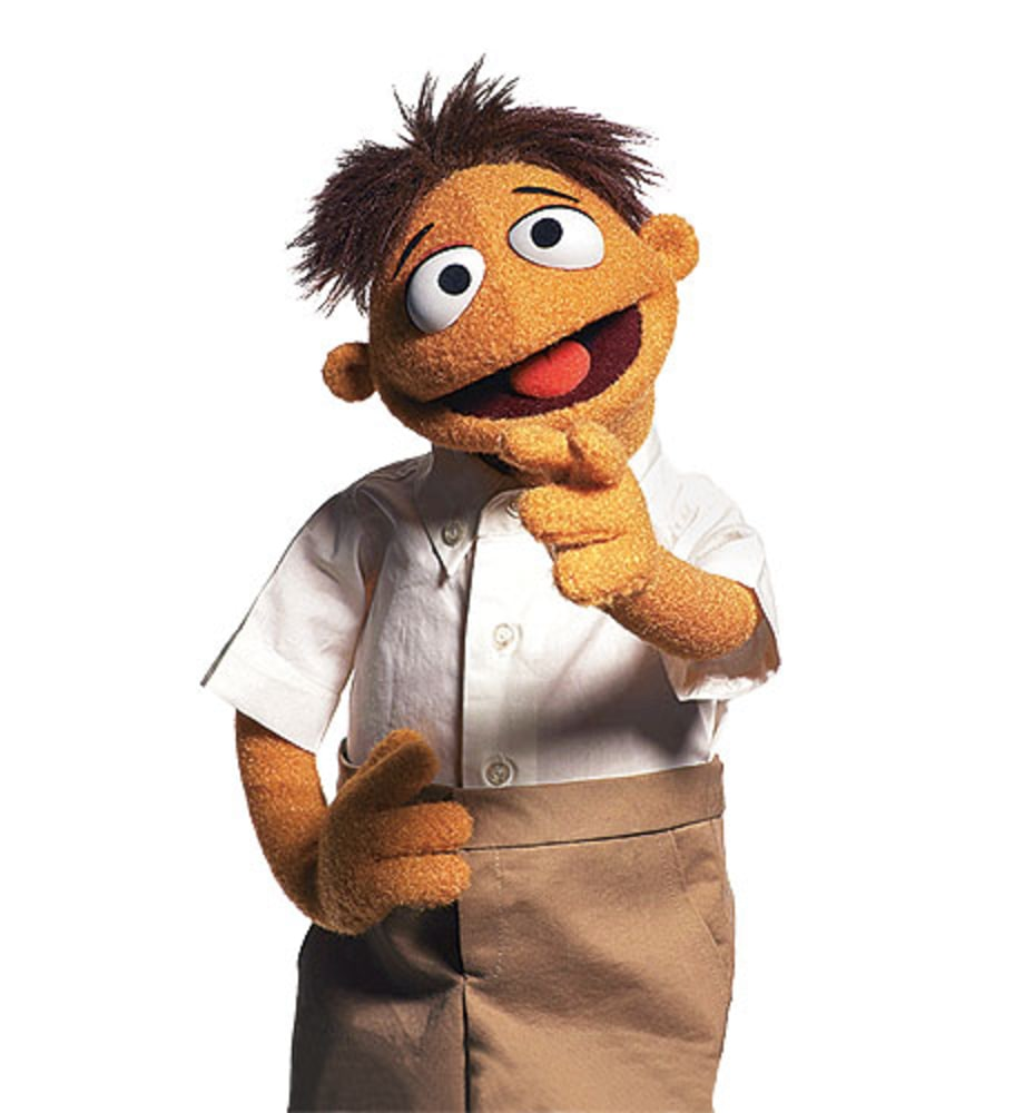 Hot Muppet: Walter