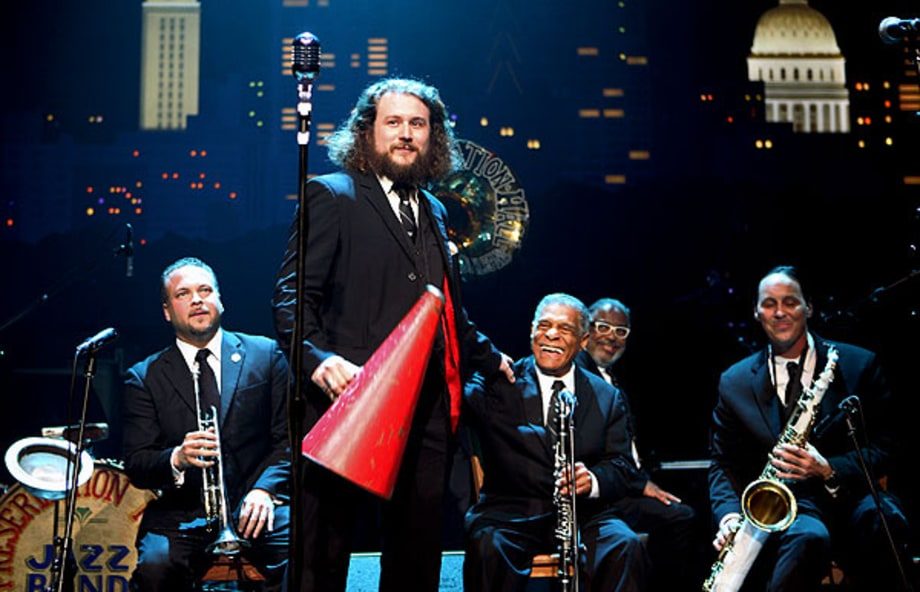 Jim James and the Preservation Hall Jazz Band