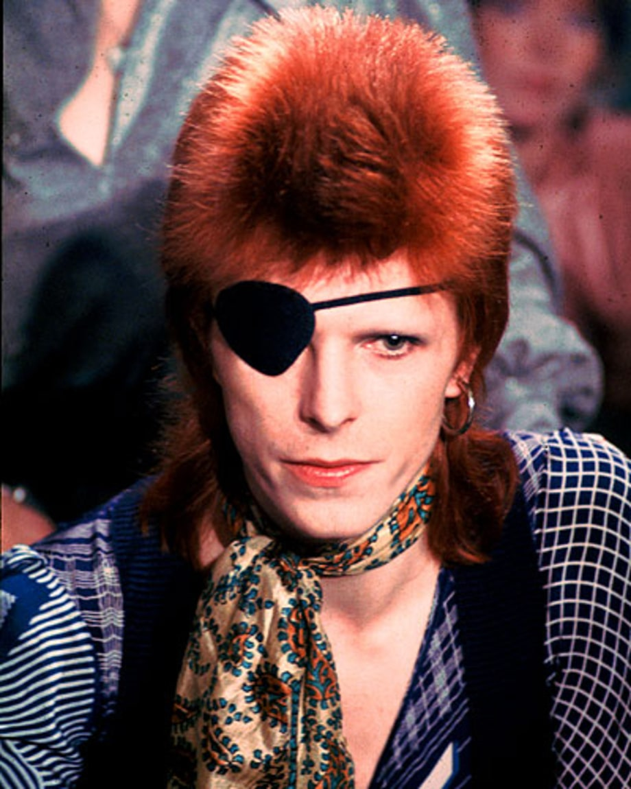 David Bowie | Photos: Famous Redheads in Rock | Rolling Stone