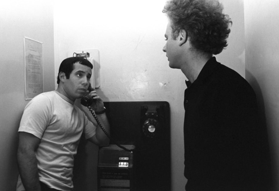 Simon and Garfunkel: Paul and Art Take Their Feud Public