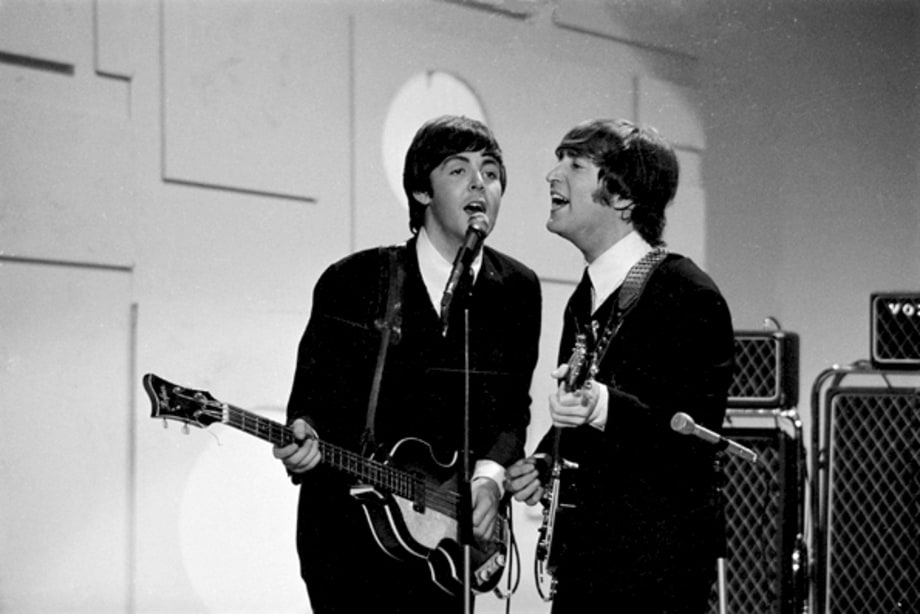 The Beatles: John and Paul Feud Through Song