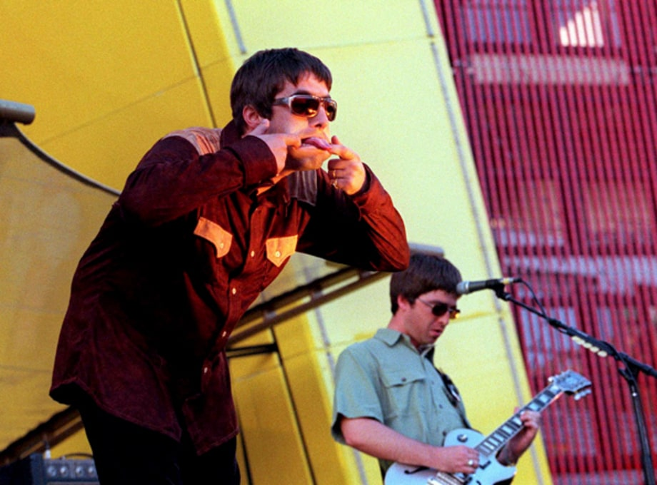 Oasis: Liam Finally Pushes Noel Too Far