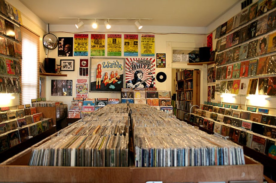 Shangri La Records The Best Record Stores In The Usa