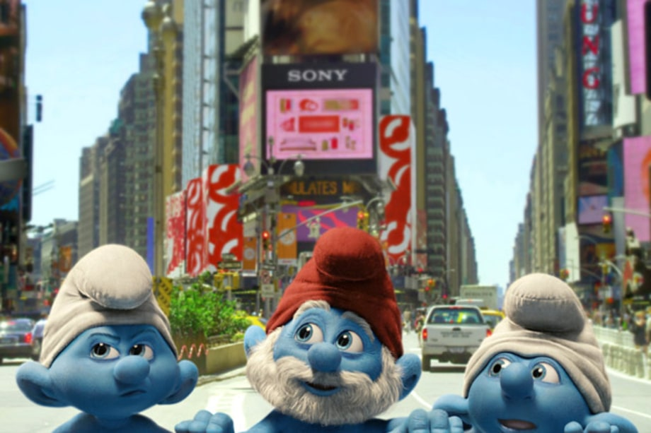 Five With a Bad Vibe, #5: 'The Smurfs'