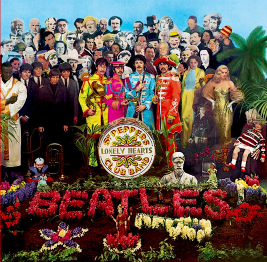1. The Beatles, 'Sgt. Pepper's Lonely Hearts Club Band'
